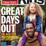 Hot Off the Press: TONY Kids Fall Cover