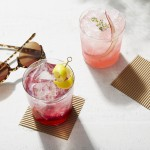 SPRING COCKTAIL RECIPES + A NEW PRINT PROMO