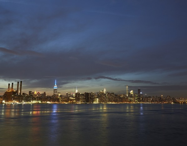 NYC Skyline from Williamsburg