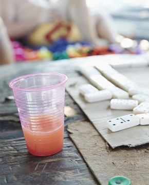 Treasure Beach: Rum Punch + Dominoes At Pelican Bar